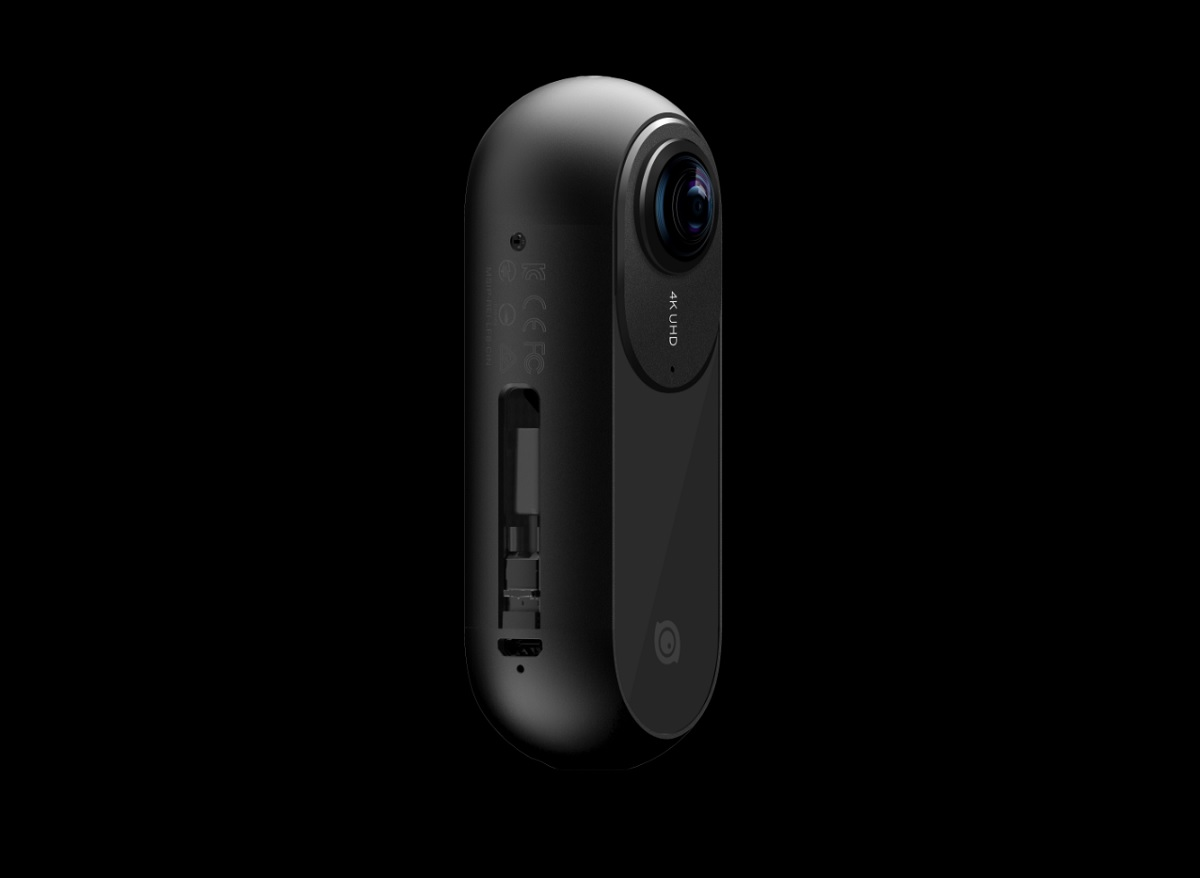 Insta360 One is a 4K 360 camera with smart tricks