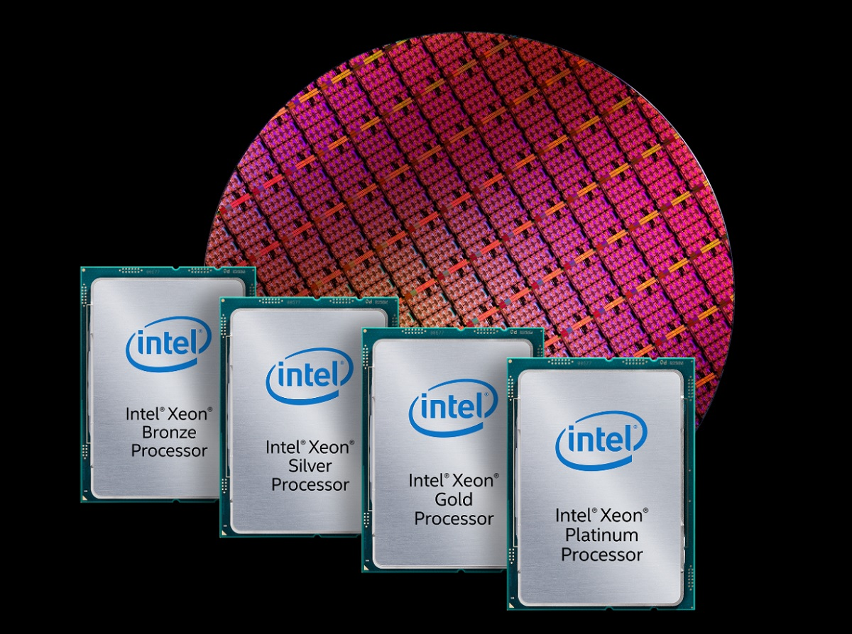 Intel announces Xeon W processors for AI and VR applications