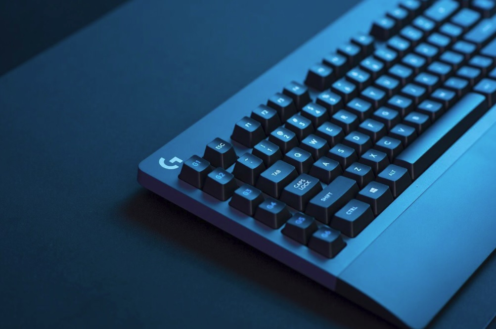 Logitech's latest no-lag wireless gear includes a mechanical keyboard