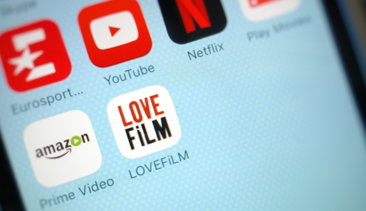 Amazon closes DVD rental service Lovefilm