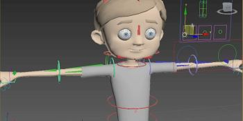 Character Animation: Skeletons and Inverse Kinematics