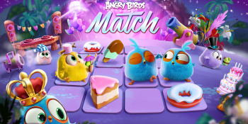 Angry Birds Match is a match-3 mobile game that hatches nothing new