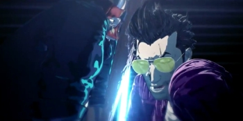 Suda51 on Travis Strikes Again, working with Nintendo, and the Switch