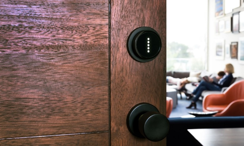 Otto unveils keyless smart lock for busy families