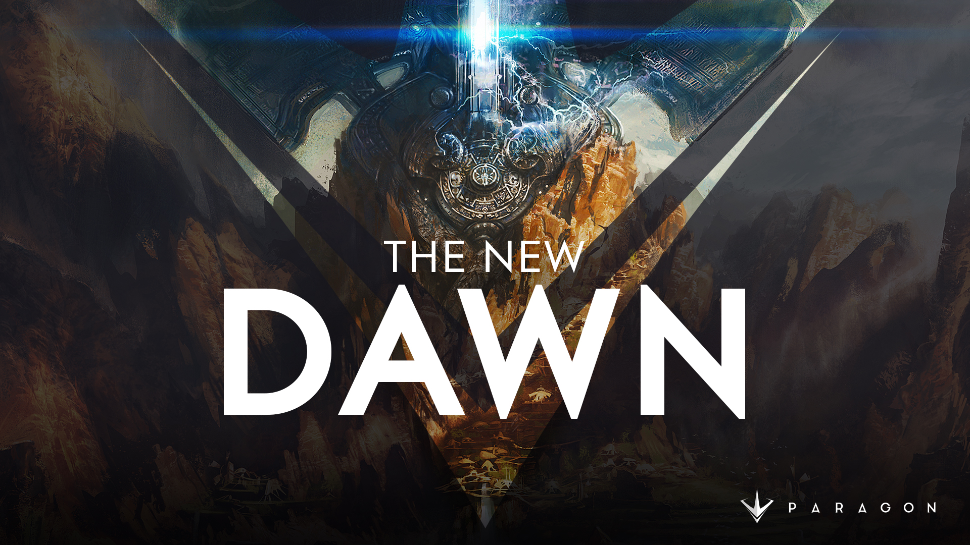 Paragon's The New Dawn update makes everything faster and reworks its card  system | VentureBeat
