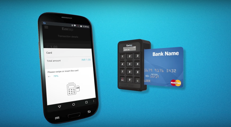 Ezetap rides India's fintech wave to $16 million for easier mobile payments