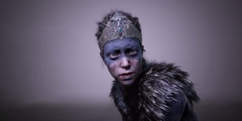 Hellblade begins with a metaphor of a life's journey into madness
