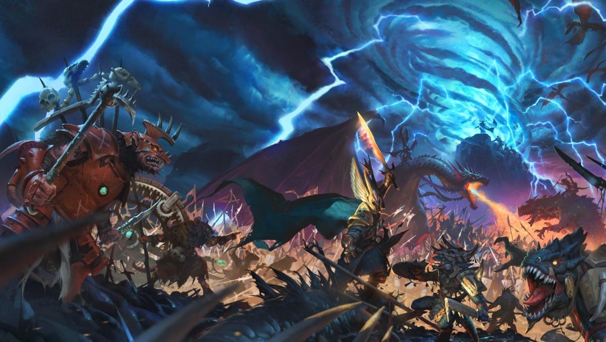 Total War: Warhammer II Brings in the Slippery Skaven as 4th Race