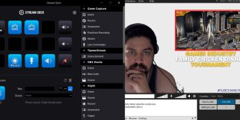 Elgato Gaming adds Xsplit support to its Stream Deck command center