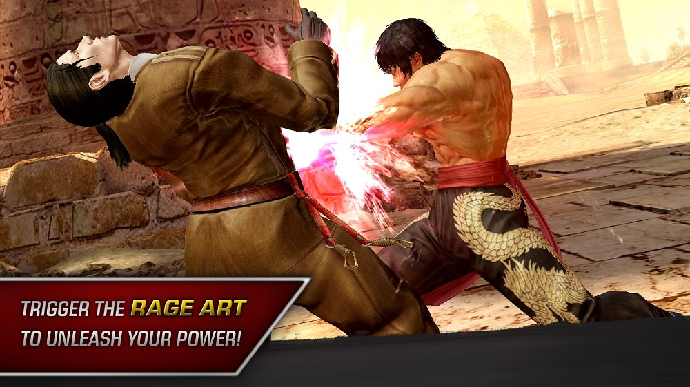 Bandai Namco is Taking Tekken into the Fight on iOS and Android