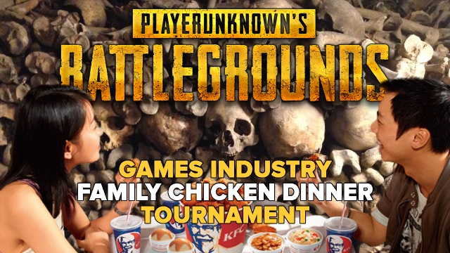 photo image Watch our PlayerUnknown's Battlegrounds Family Dinner tournament right here
