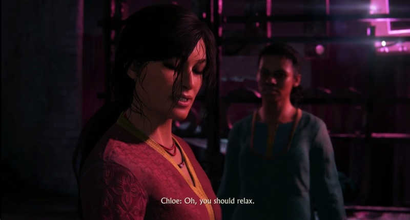 Uncharted The Lost Legacy Review For Good And Bad It S Not Nathan Drake Venturebeat