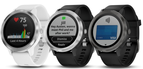 Garmin Pay contactless payments go live on the Vívoactive ...
