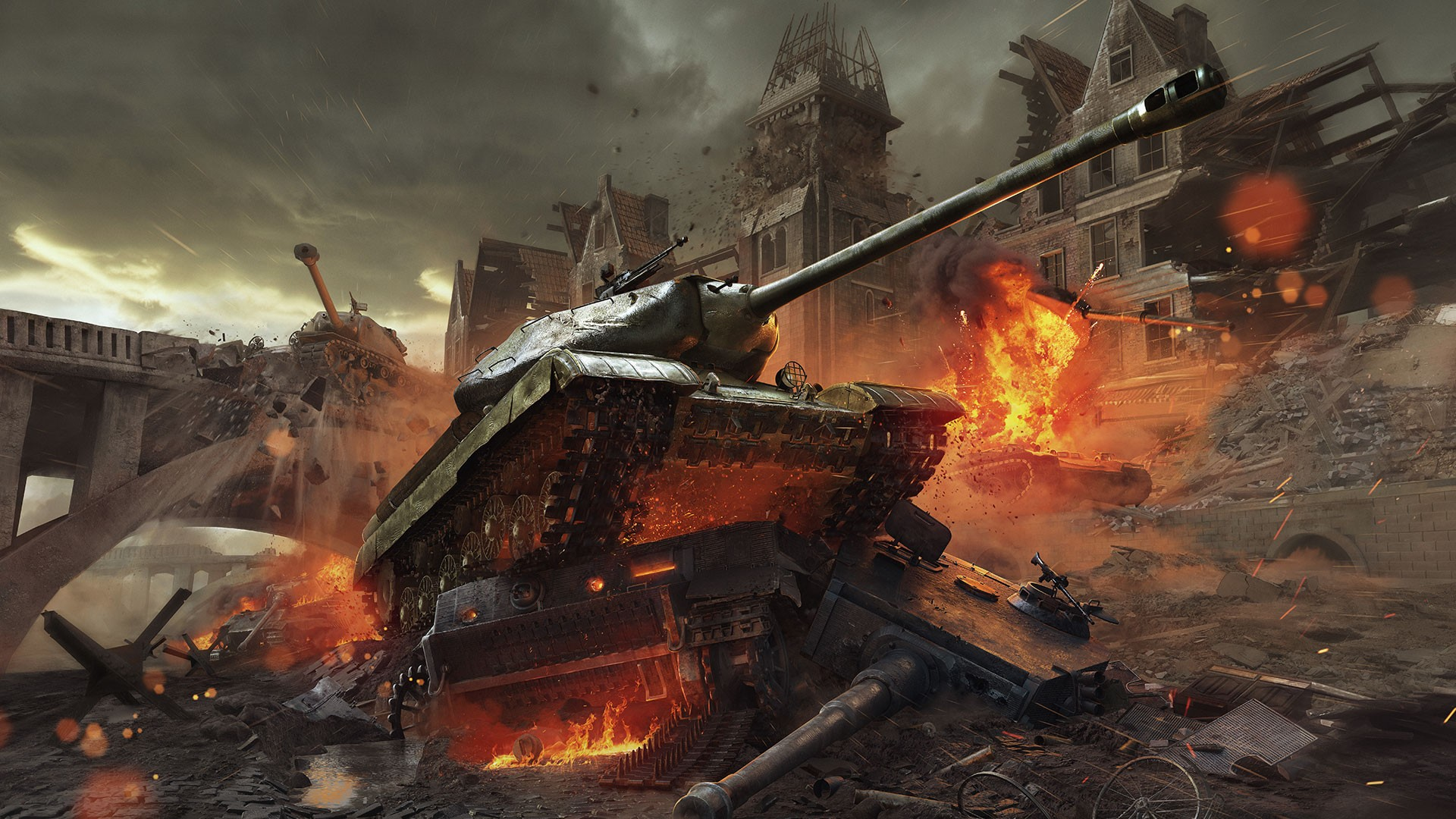 Wargaming Will Stream 1 000 Hours Of World Of Tanks Gameplay On