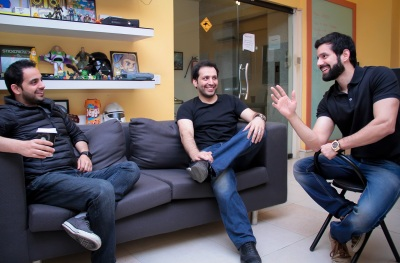 The DeanBeat: 3 Pakistani brothers ensure mobile game chat isn't