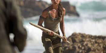 Tomb Raider reboot trailer drops as industry hopes video game movies finally find an audience