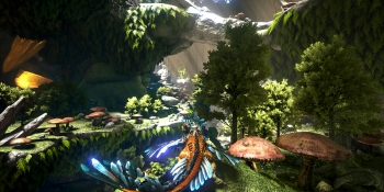 Ark: Survival Evolved is getting another expansion now that it's out of Early Access