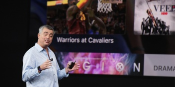 Apple's Eddy Cue discusses video service, says you'll use AR 'all the time'