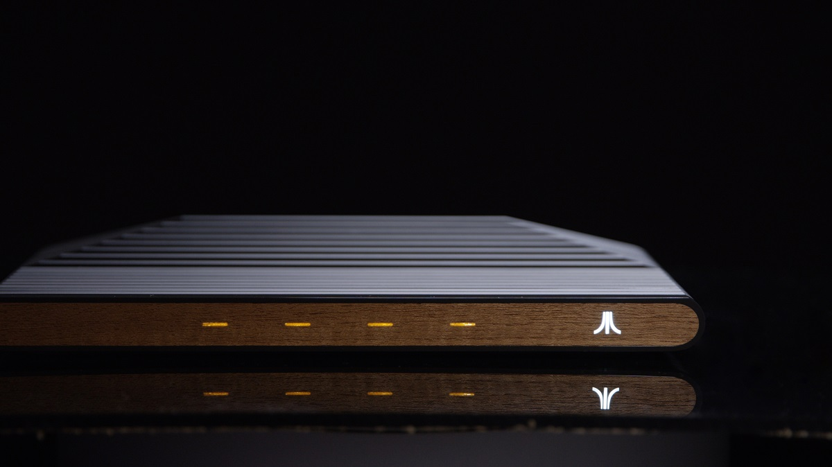 What's in the Ataribox console