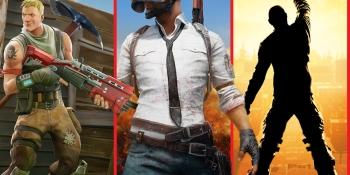 Comparing more Battle Royale shooters: PUBG vs. Fortnite vs. H1Z1