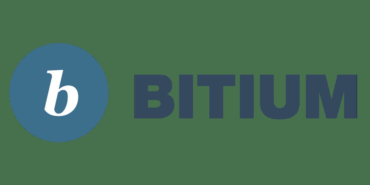 Bilderesultat for bitium logo
