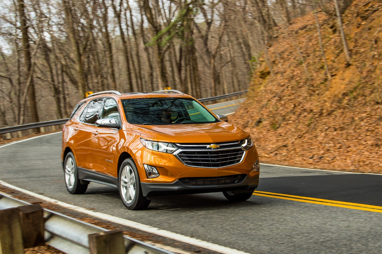 This Sporty SUV Keeps your Teens in Check