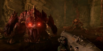 Doom on Switch gets much-demanded gyro motion controls