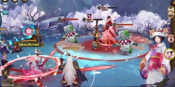 NetEase is bringing its Chinese sensation mobile RPG Onmyoji to North America