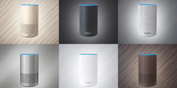 Amazon unveils 6 new devices, including second-generation Echo for $99 and Echo Plus for $149