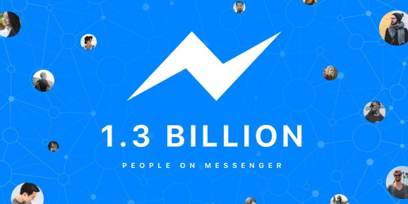 Facebook Messenger Passes 13 Billion Monthly Active Users