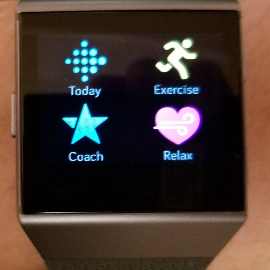 Fitbit Ionic review: A basic smartwatch with amazing battery