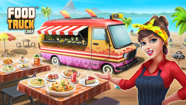 Food Truck Chef took 18 months to create. It has had more than 16 million downloads.