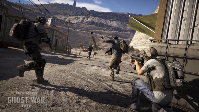 photo image Ghost Recon: Wildlands's new PVP mode enters open beta test September 21