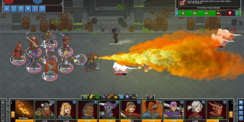 Idle Champions of the Forgotten Realms D&D clicker game launches on Steam Early Access