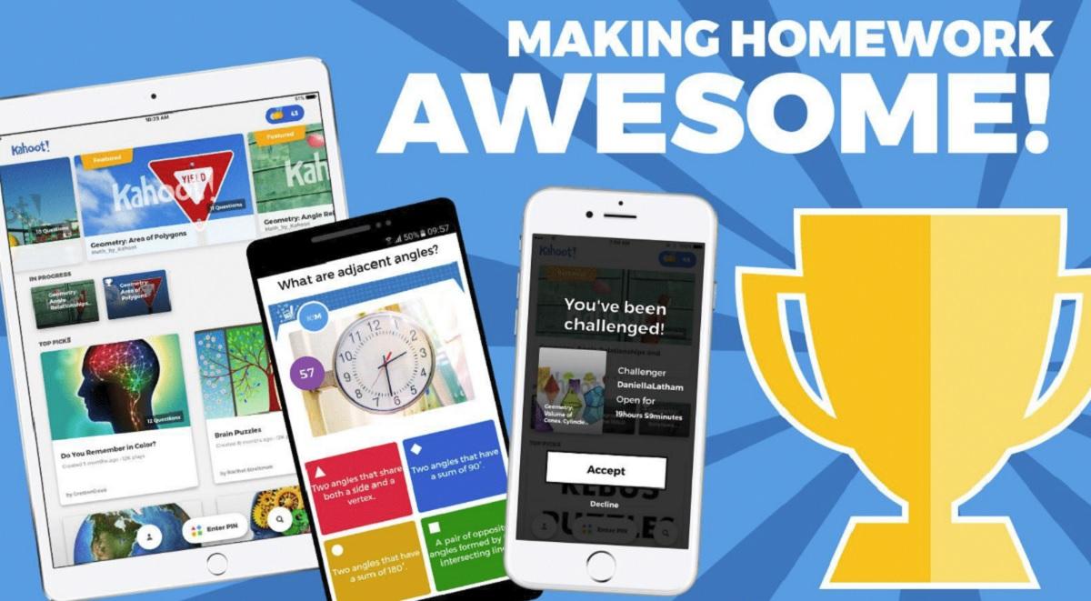 Kahoot launches mobile app to make homework fun | VentureBeat