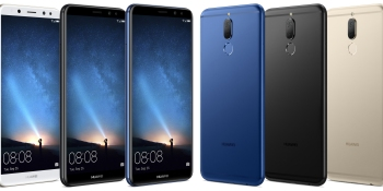 This is the 18:9, quad-camera Huawei Mate 10 Lite