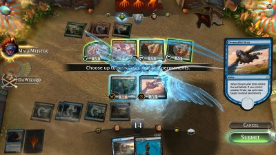 Magic: The Gathering -- Arena hits closed beta in late