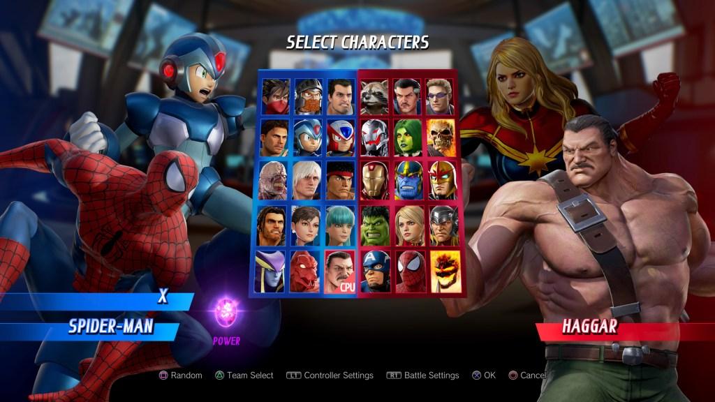 marvel vs. capcom: infinite review -- corny, smaller roster, but
