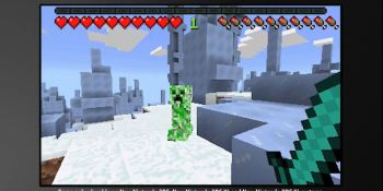 Minecraft is now on Nintendo's upgraded New 3DS systems