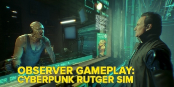 Observer is the cyberpunk Rutger Hauer simulator we deserve