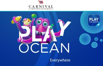 carnival cruise operator launches playocean mobile games for