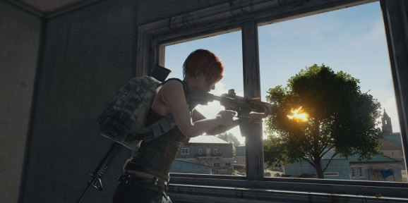 2 New Weapons Coming To Playerunknown S Battlegrounds: Hands-on With PlayerUnknown Battlegrounds, The Xbox One's