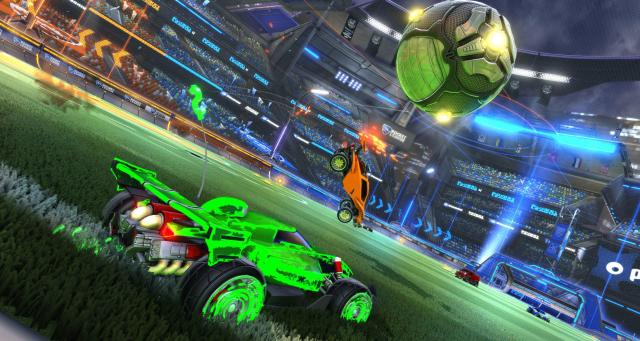 photo image Psyonix details Rocket League's Autumn update and beyond