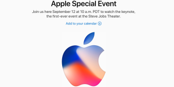 No surprises left for Apple to reveal Tuesday? It won't matter in time