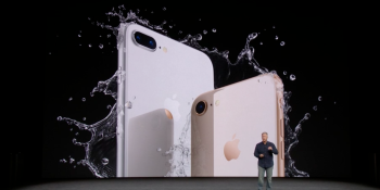 Apple unveils iPhone 8 and iPhone 8 Plus with wireless charging