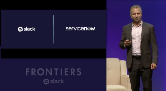 photo image Slack partners with ServiceNow to bring machine learning into chat app