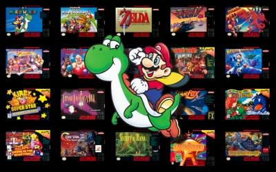 Play SNES Games with Friends at SNES.Party