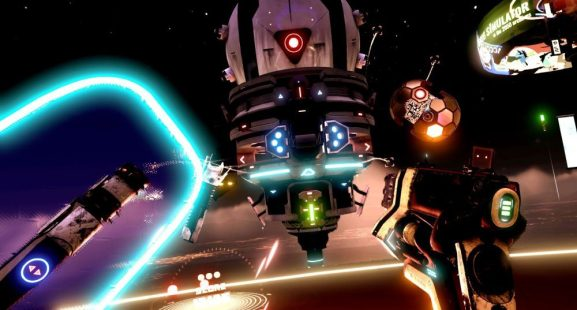 Space Pirate Trainer is heading to PSVR