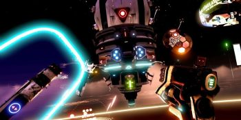 Space Pirate Trainer launches out of VR Early Access on October 12