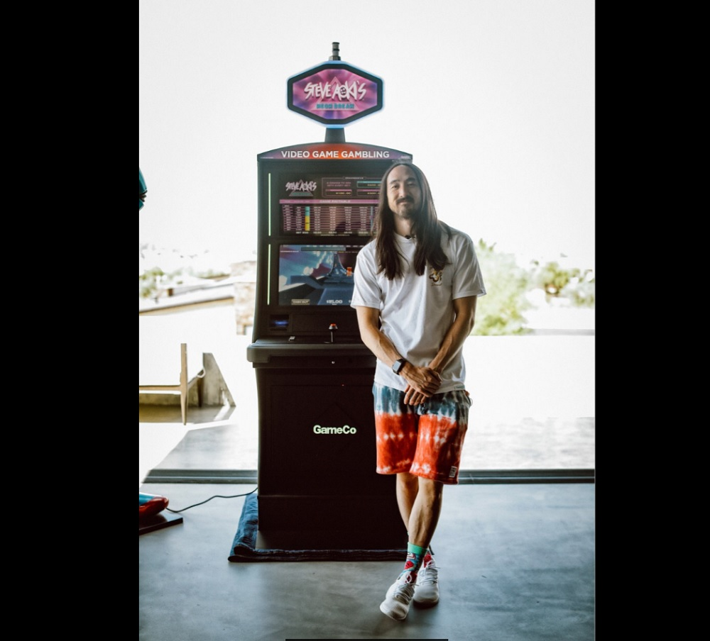 Why musician Steve Aoki decided to make an endless runner